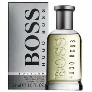 Hugo boss bottled edt 50 ml geurtje prijs