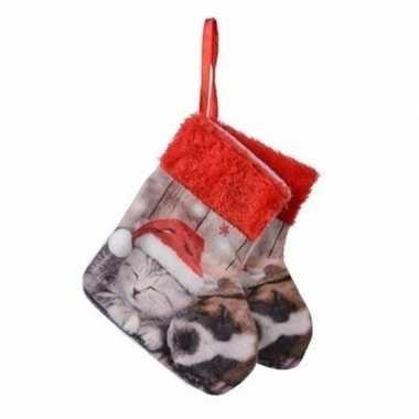 Huisdieren kerstornamenten kersthangers sok 13 cm prijs