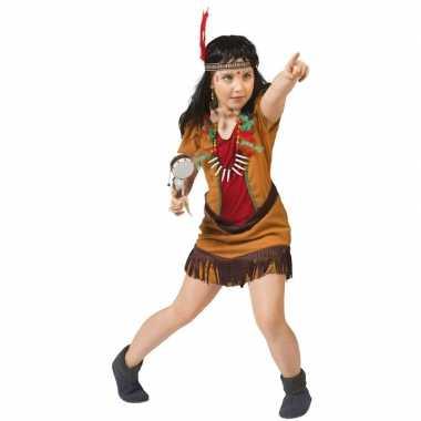 Indiaans meisje kostuum eagle prijs