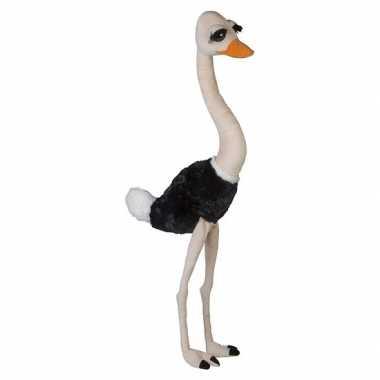 Jumbo dierenknuffel struisvogel 100 cm prijs