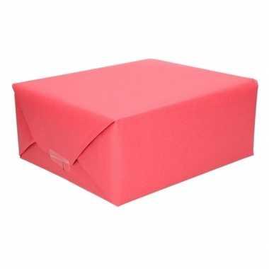 Kaftpapier rood 70 x 200 cm kraftpapier prijs