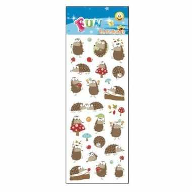Vergelijk kinder stickers egels prijs