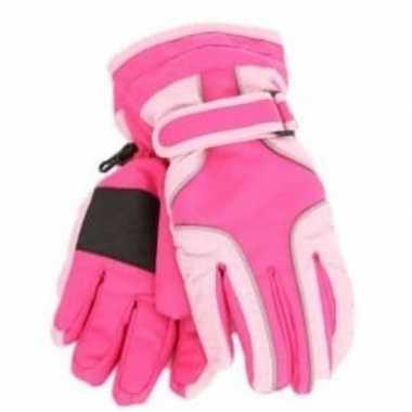Knal roze winterhandschoen voor meisjes prijs
