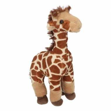 Knuffeldier giraf 25 cm prijs