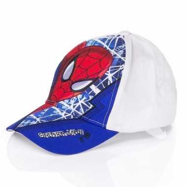 Vergelijk kobalt blauwe spiderman cap voor kinderen prijs