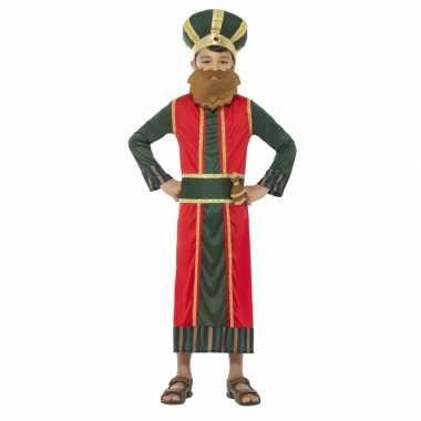 Koning caspar kerst kostuum voor jongens prijs