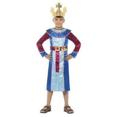 Koning melchior kerst kostuum voor jongens prijs