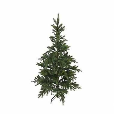 Kunst kerstboom 215 cm dennengroen op stalen voet prijs