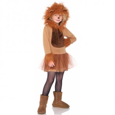 Leeuw kostuum voor meiden prijs