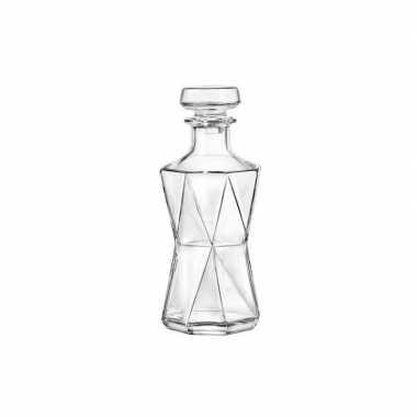 Luxe whiskey of congnac karaf 850 ml prijs