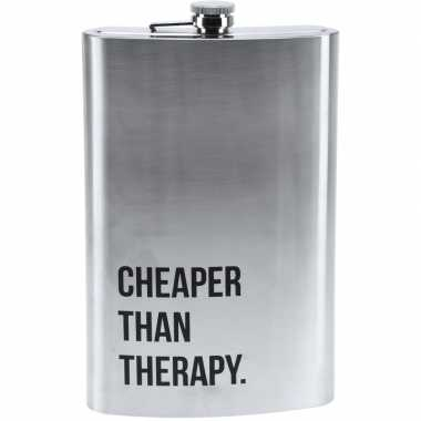 Mega heupflacon 1800 ml cheaper than therapy prijs