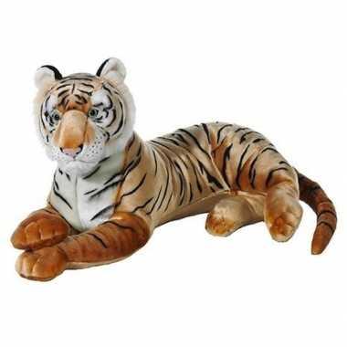Mega pluche tijgertje knuffel 70 cm prijs