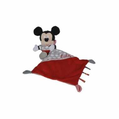 Mickey mouse tuttel rood prijs