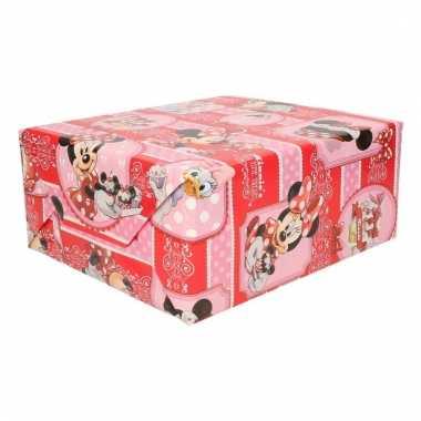 Vergelijk minnie mouse cupcake geschenkpapier prijs