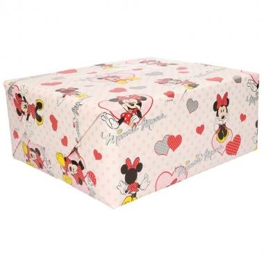 Minnie mouse geschenkpapier prijs