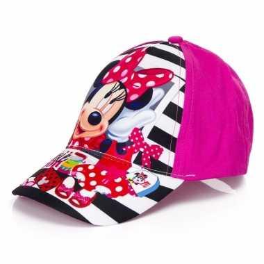 Vergelijk minnie mouse petje roze voor kinderen prijs