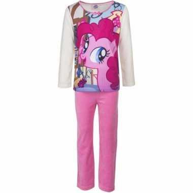 My little pony pinkie pie meiden pyjama roze prijs