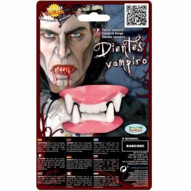 Nep gebit met vampier tanden boven en onder tanden prijs