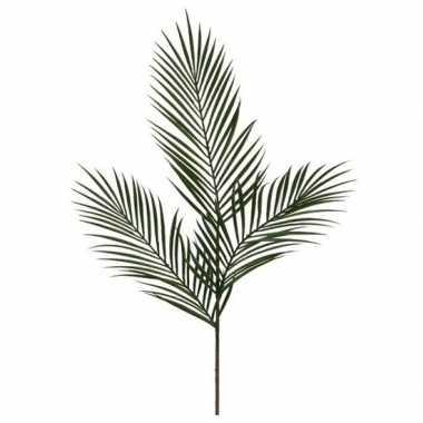 Nep planten areca goudpalm kunstbloemen takken 95 cm decoratie prijs