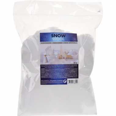 Nep sneeuw watten 50 gram prijs