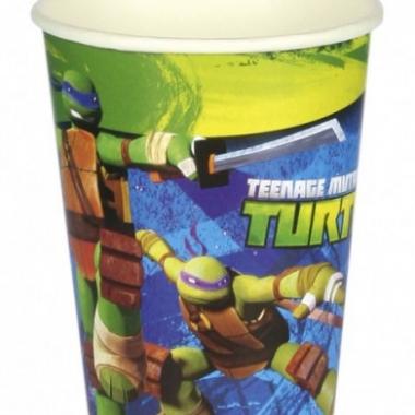 Vergelijk ninja turtles papieren bekers 8 stuks prijs