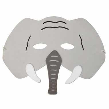 Olifanten foam masker voor kinderen prijs
