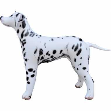 Opblaas dalmatier hond dieren 75 cm realistische print prijs