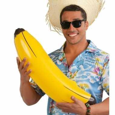 Opblaasbare banaan fruit 70 cm prijs
