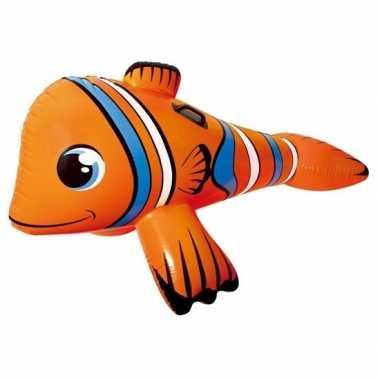 Opblaasbare vis voor kids 147 cm prijs