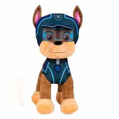 Paw patrol knuffel hond chase 17 cm prijs