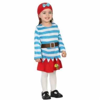 Piraat rokje verkleedkostuumvoor peuters prijs