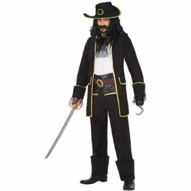 Piraten kostuum kapitein thomas voor heren prijs