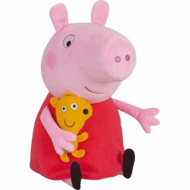 Pluche peppa pig knuffeldier 30 cm prijs