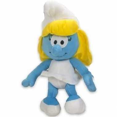 Pluche smurfin smurfen knuffel pop 38 cm speelgoed prijs
