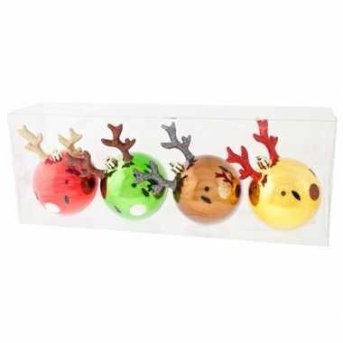 Rendieren kerstballen voor kinderen prijs