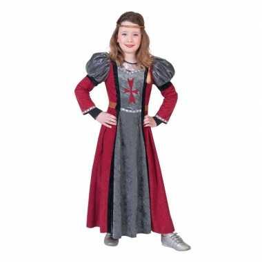 Ridder verkleed jurk voor meisjes prijs