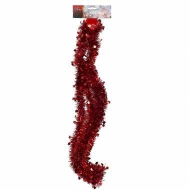 Rode feestslinger 270 cm prijs
