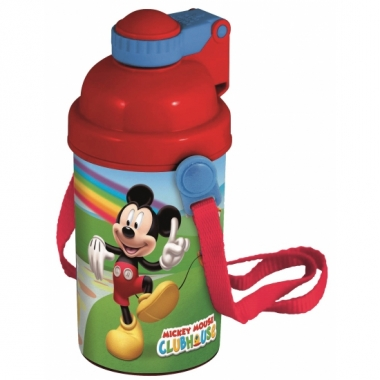 Rode pop up drinkbeker van mickey mouse prijs