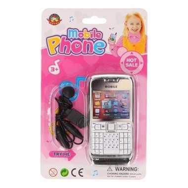Roze speelgoed telefoon voor kinderen prijs