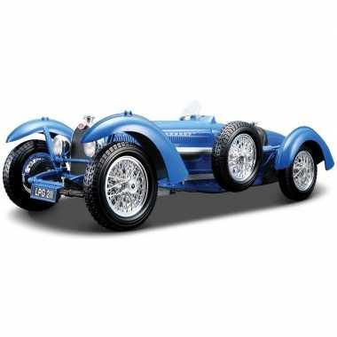 Schaalmodel bugatti type 59 1934 1:18 prijs