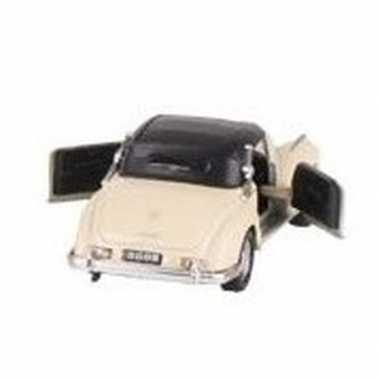Schaalmodel mercedes-benz 300s auto creme 11,6 cm prijs