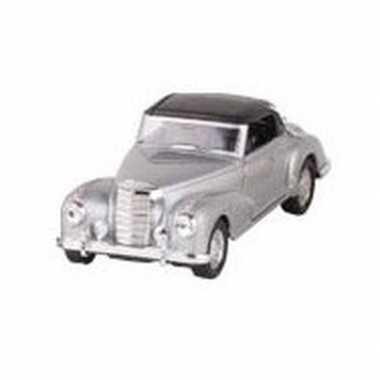 Schaalmodel mercedes-benz 300s auto zilver 11,6 cm prijs