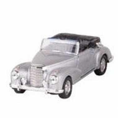Schaalmodel mercedes-benz 300s cabrio zilver 11,6 cm prijs