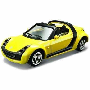 Schaalmodel smart roadster 1:43 prijs