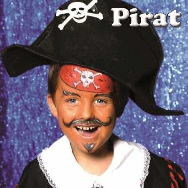 Schminksetje piraat voor kinderen prijs