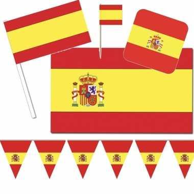 Spaanse decoraties versiering xl pakket prijs