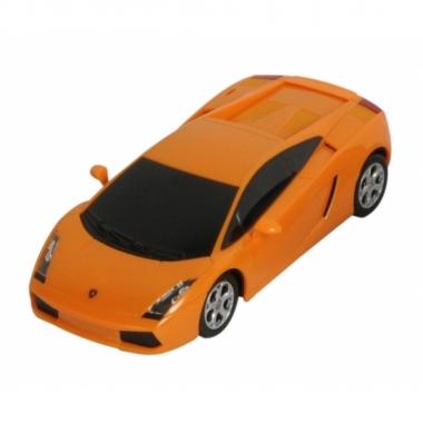 Speelauto lamborghini gallardo oranje prijs