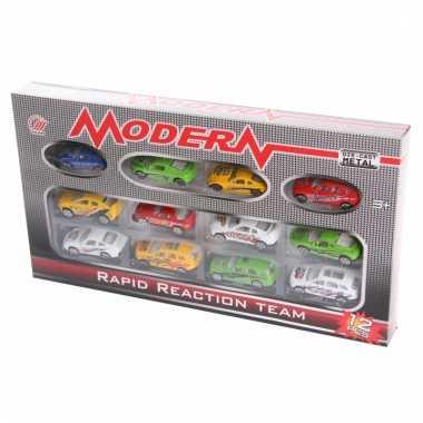 Speelgoed auto 12 stuks prijs