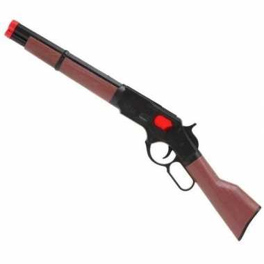 Speelgoed cowboy geweer 55 cm prijs