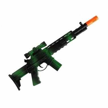 Speelgoed machine geweer army/combat 44 cm prijs